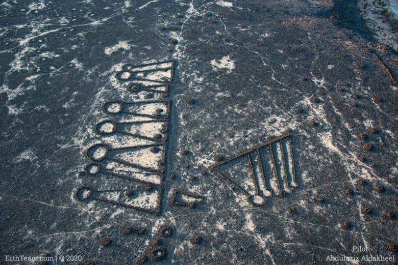 المنشآت الحجرية في السعودية