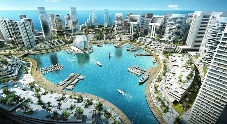 منها دبي..إليك نظرة على ما ستبدو عليه مدن المستقبل