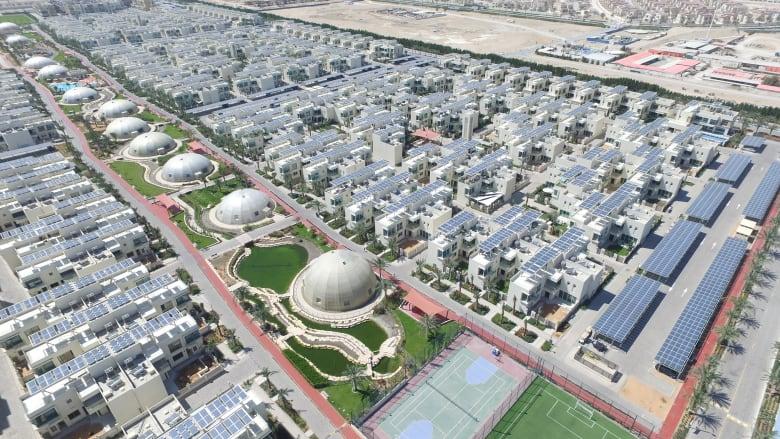 المدينة المستدامة في دبي