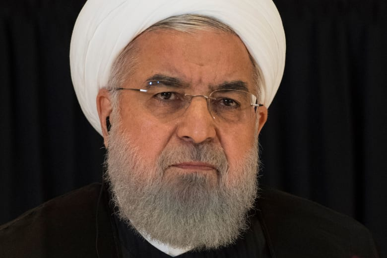 روحاني: سنرد على مقتل محسن فخري زادة في الوقت المناسب