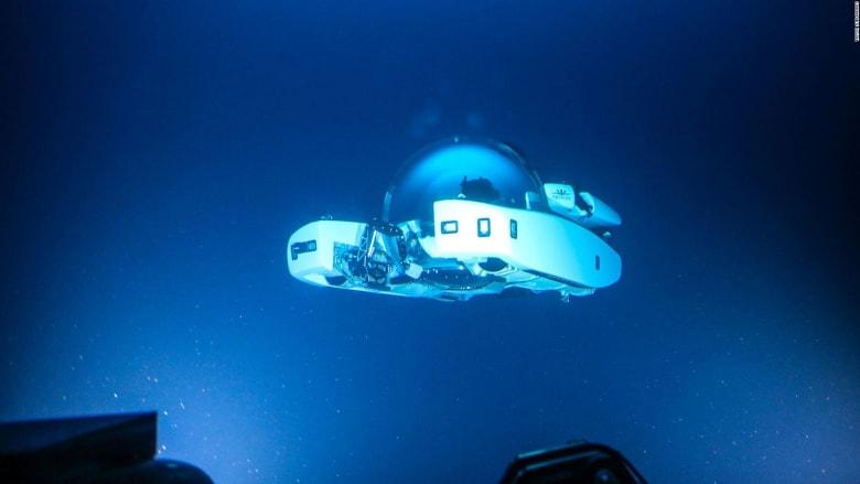 بأكبر مقصورة ركاب كروية شفافة بالعالم..هذه الغواصة يمكنها النزول إلى عمق 1000 متر تحت الماء