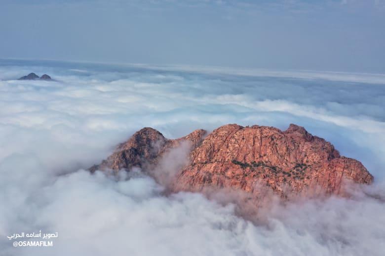 جبال الفقرة