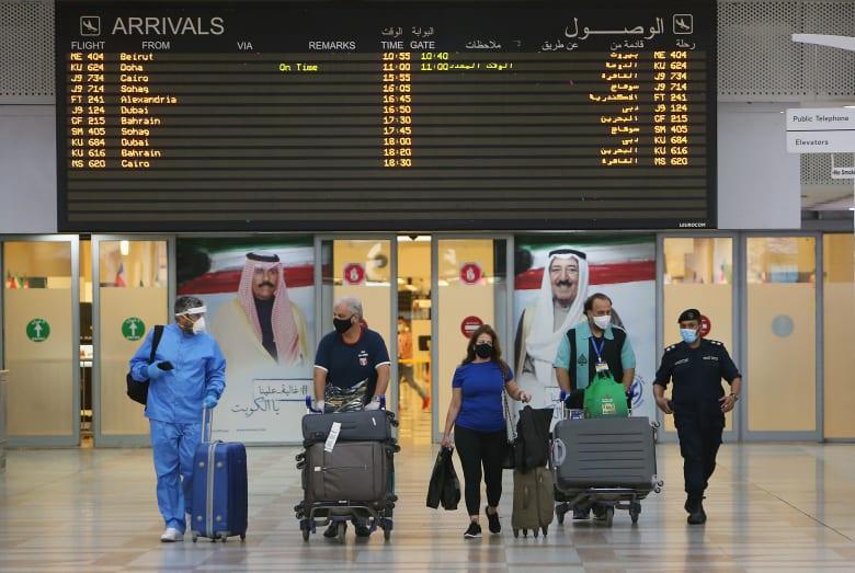 الكويت: تعليق الرحلات الجوية من وإلى المملكة المتحدة بداية من الأربعاء المقبل