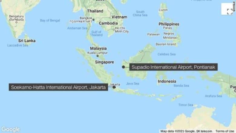 """إندونيسيا: طائرة سريويجايا تعرضت لحادث بعد وقت قصير من إقلاعها.. و""""مفقودة"""" حالياً"""