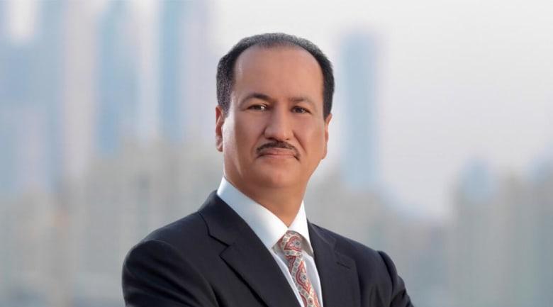 رجل الأعمال الإماراتي حسين سجواني مؤسس ورئيس شركة داماك العقارية