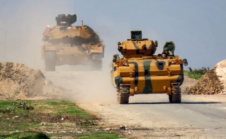 سوريا تتهم تركيا بالوقوف وراء قصف أدى إلى مقتل ثلاثة مدنيين على الأقل شمال البلاد