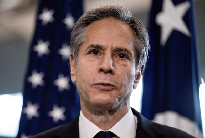 وزير الخارجية الأمريكي بعد حديث مع نظيره المصري: يجب أن تتماشى مصالحنا مع حقوق الإنسان