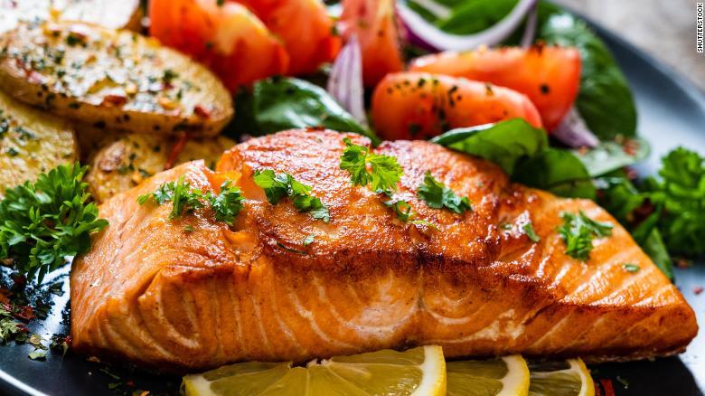 أطعمة غنية بالبروتين