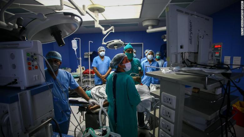الفطر الأسود..أزمة ثانية تقتل الناجين من أسوأ موجة لفيروس كورونا في الهند