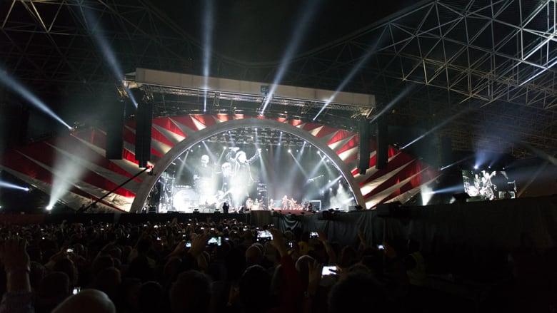 أول حفل غنائي لرولينغ ستونز في الشرق الأوسط