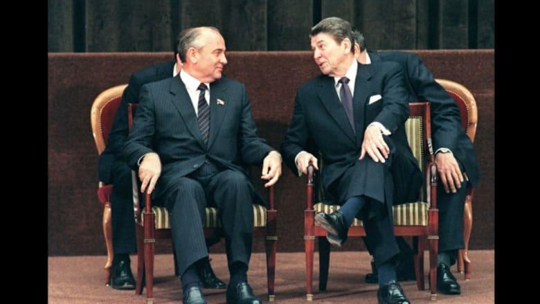 بالصور .. الحرب الباردة ... تاريخ يشبه الحاضر
