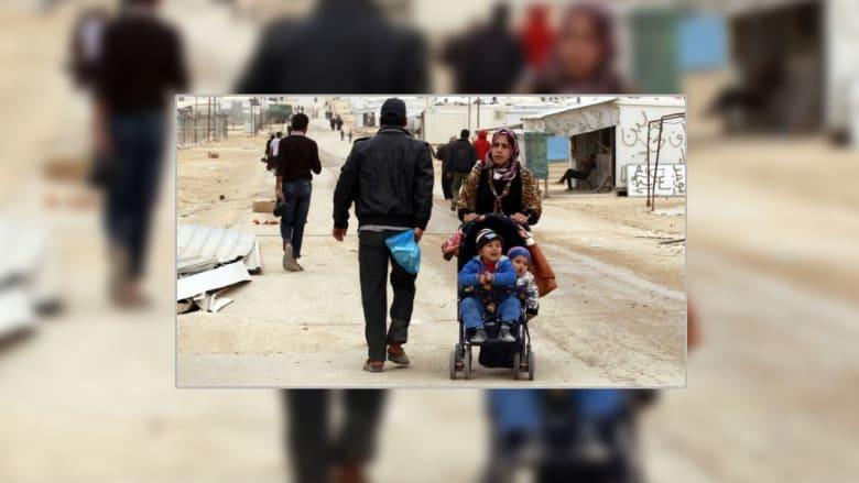 كرة القدم لبث الأمل في مخيم الزعتري