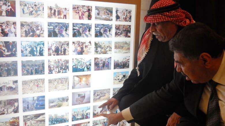 قرابة نصف مليون صورة تختزل رحلة اللجوء الفلسطينية