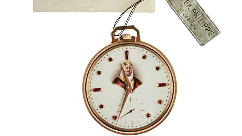 في دبي.. ساعات صنعت خصيصا لصدام والقذافي وقابوس وشاه إيران