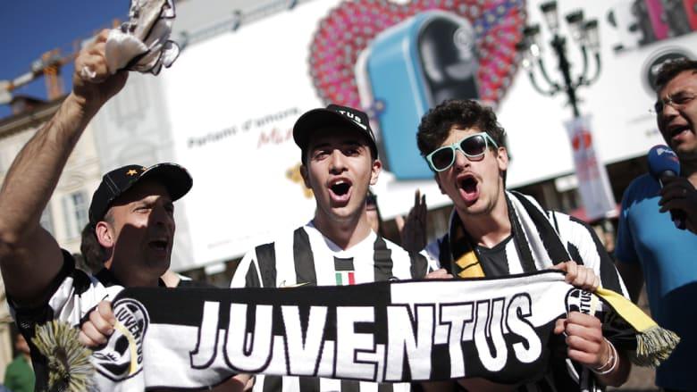 """فريق """"السيدة العجوز"""" بطل الدوري الإيطالي للمرة الثلاثين في تاريخه"""