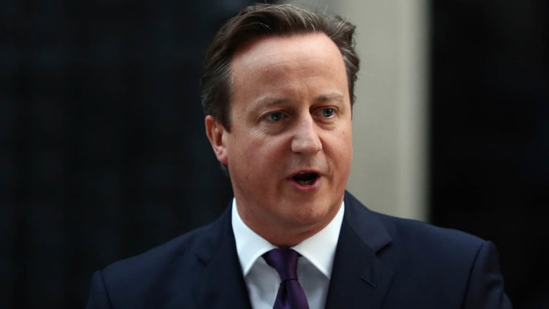 رئيس الوزراء البريطاني يصل كابول في زيارة مفاجئة