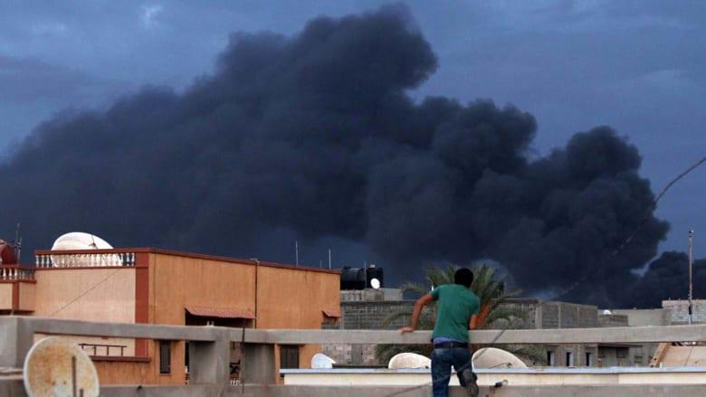 ليبيا.. المجلس الأعلى للدفاع يتوعد طائرات حفتر بعد غارات على طرابلس ومدن أخرى