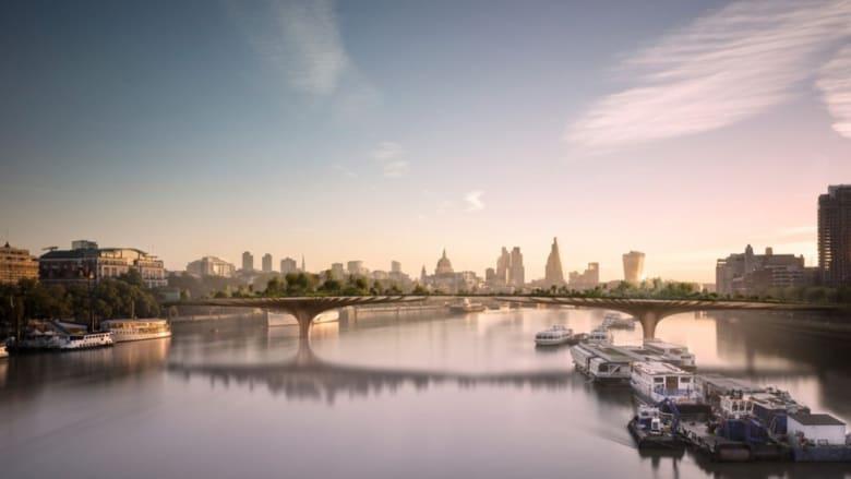 """بالصور.. مشروع بقيمة 275 مليون دولار بلندن مستوحى من فيلم """"تايتانيك"""""""