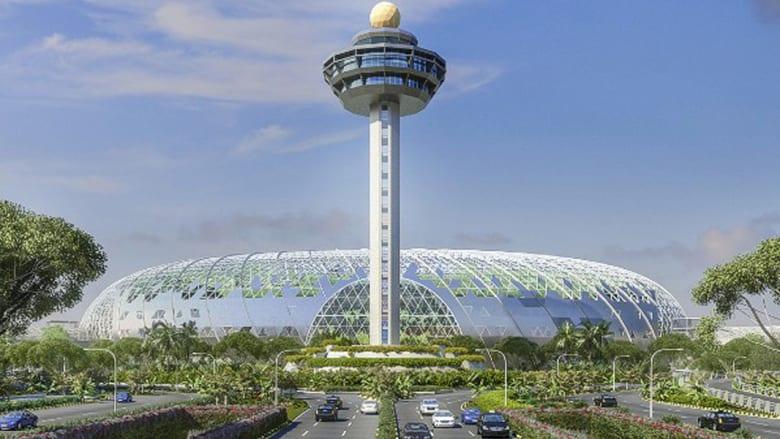 هل هذا أجمل مطارات العالم؟
