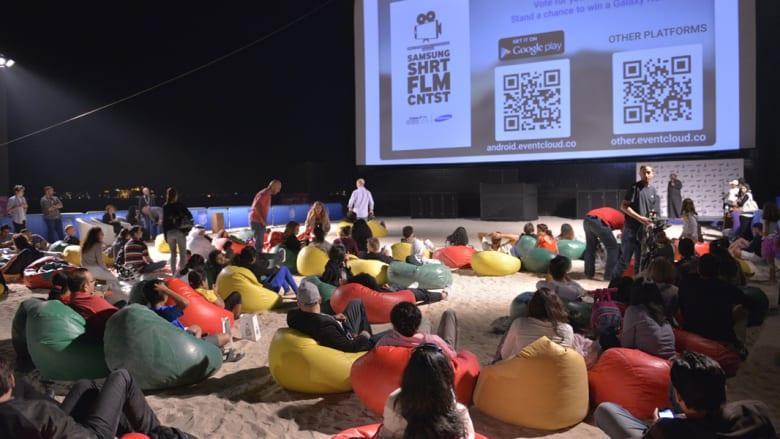 """انطلاق مسابقة """"ذا ريل دبي"""" ضمن مهرجان دبي السينمائي الدولي"""