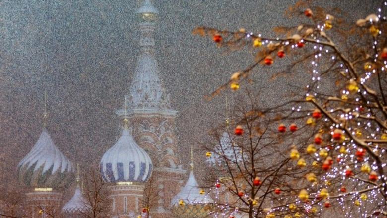 وثلوج بروسيا