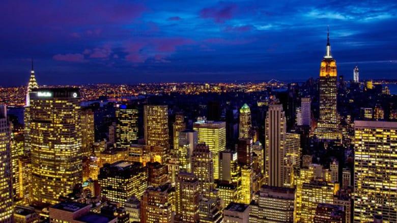 صورة ارشيفية لمدينة نيويورك