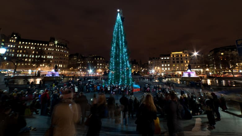 بالصور.. أجواء عيد الميلاد من أبرز مدن العالم