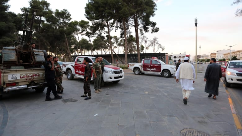 ليبيا: إطلاق رصاص بمحيط المؤتمر الوطني بجلسة اختيار رئيس الحكومة