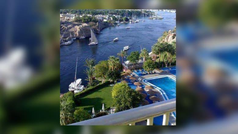 محافظة أسوان في مصر - أرسلها مارك عاطف