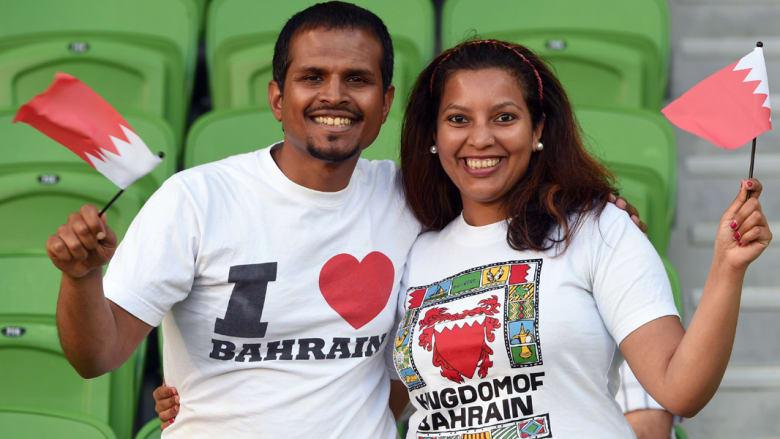 إيران تهزم البحرين بهدفين في أمم آسيا