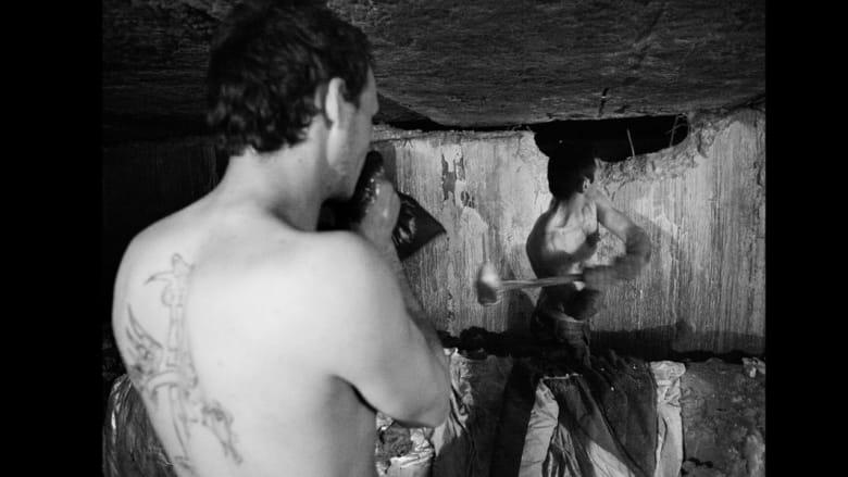 مجتمعات تعيش بأنفاق التدفئة تحت الأرض في العاصمة الرومانية