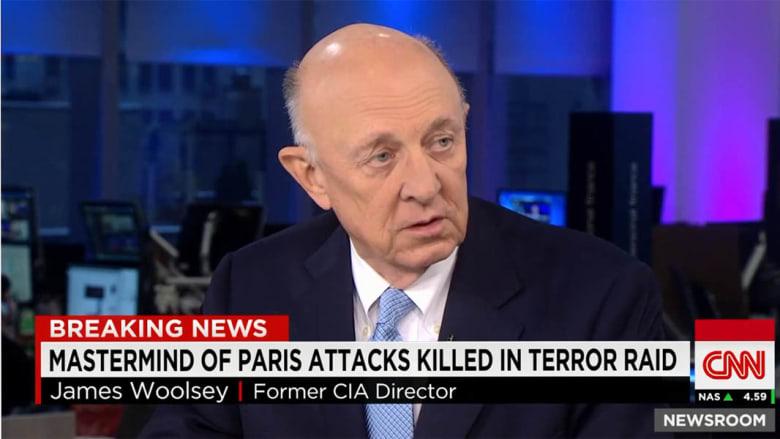 رئيس الـCIA السابق لـCNN: إدوارد سنودن مسؤول عن دماء ضحايا هجمات باريس