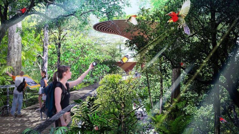 هل هذه أطول حديقة في العالم؟