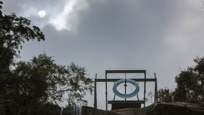 هل وجد شعار الألعاب الأولمبية الحلقة السادسة؟