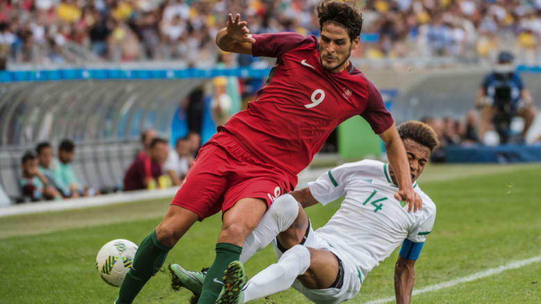 الجزائر تخطف نقطة من البرتغال وتودع ريو