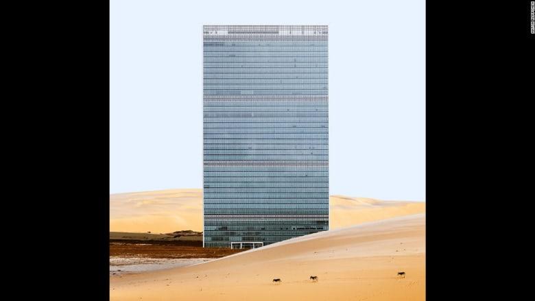 نيويورك بحلة جديدة..هل تتحول لصحراء قاحلة؟