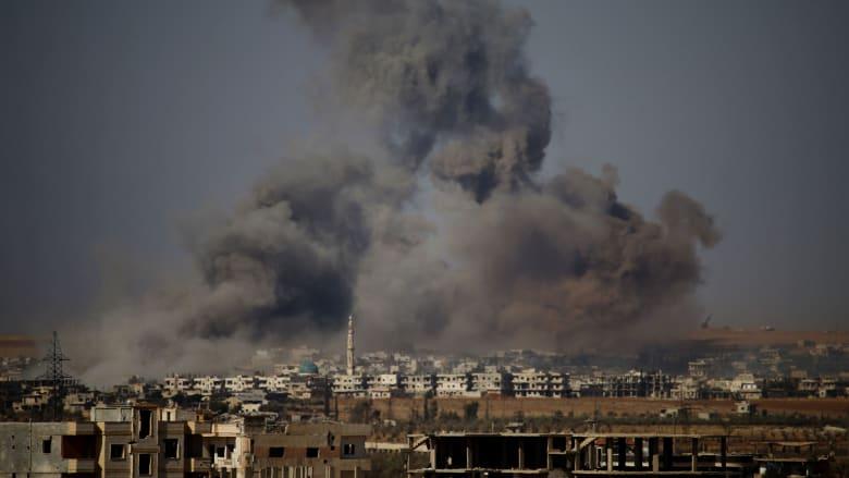 جمانة غنيمات تكشف لـCNN عن مفاوضات لوقف إطلاق نار فوري بسوريا