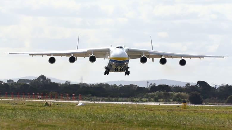 """طائرة """"أنتونوف أن-225"""""""