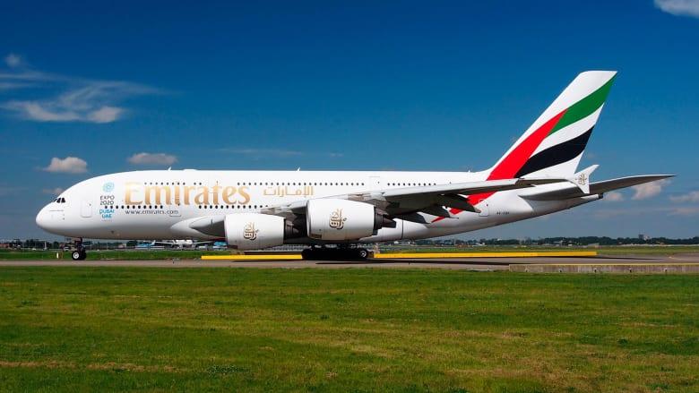 """طائرة """"إيرباص A380-800"""""""