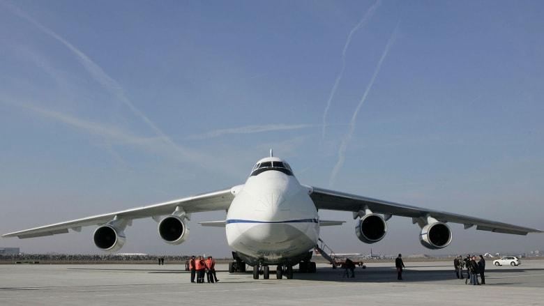 """طائرة """"أنتونوف أن-124"""""""