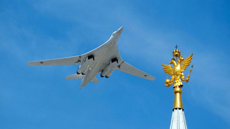 """طائرة """"توبوليف تي يو 160"""""""