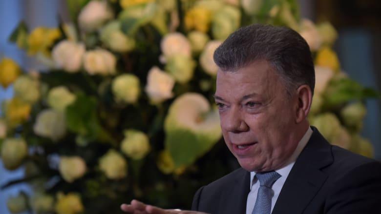 """قبل انتهاء ولايته.. رئيس كولومبيا يفجر مفاجأة ويعترف بـ""""دولة فلسطين"""""""