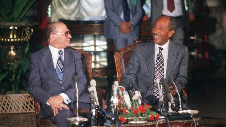 الكونغرس الأمريكي يكرّم الرئيس المصري الأسبق أنور السادات