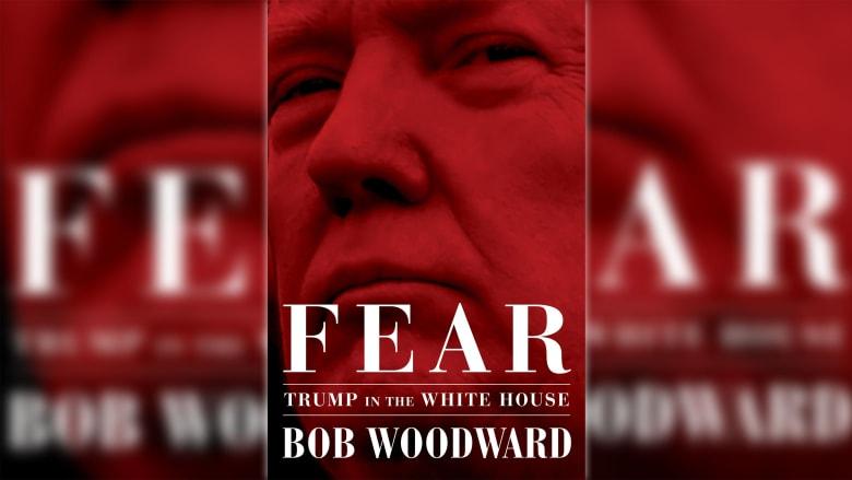 """بكتاب """"الخوف"""": مساعدو ترامب أخفوا أوراقا لحماية الأمن القومي"""
