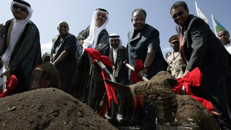 حكومة جيبوتي تحل بدلا من شركات تابعة لها في نزاع مع موانئ دبي