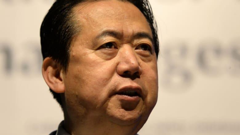 الصين تكشف أحدث التطورات بشأن الرئيس السابق للإنتربول.. ما تهمته؟