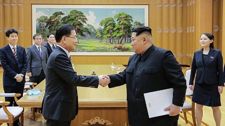 كيم يدعو بابا الفاتيكان إلى زيارة كوريا الشمالية