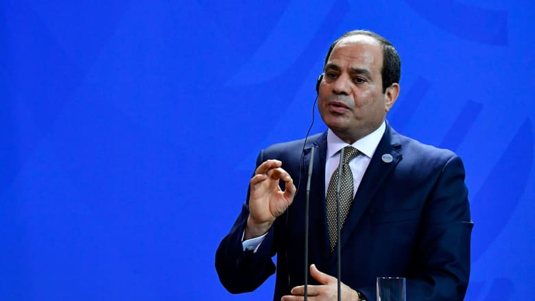 عبد الفتاح السيسي عن السادات: قام بإحدى أعظم مبادرات العصر الحديث