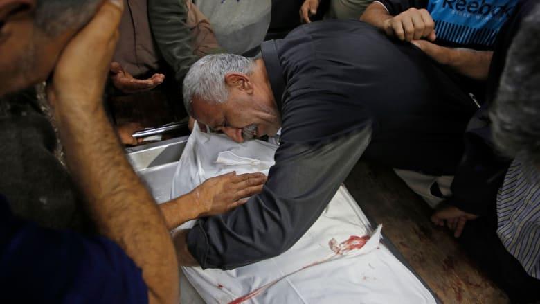 الصحة الفلسطينية: مقتل 7 في غزة نتيجة غارات جوية إسرائيلية