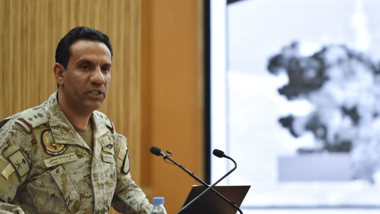 """التحالف في اليمن يعلن تدشين جسر """"'طائرات الرحمة"""" لإخلاء المرضي جوًا إلى مصر والأردن"""